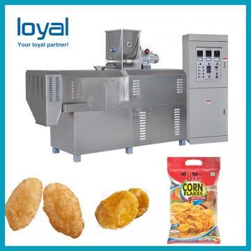 Breakfast cereals machine/corn flake making machine/processing/production line/plants/equipment