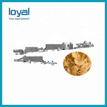 Cereals Snacks Making Machine Breakfast Cereal Production Line Breakfast Cereal Plants