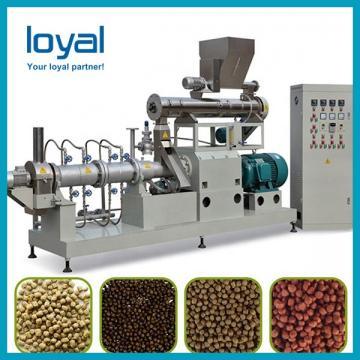 Low Cost Aquafeed Pellet Production Line for Sale
