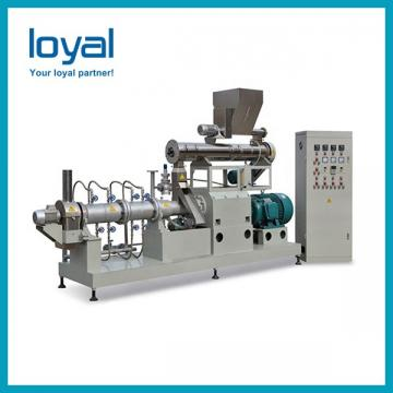 Auto fish feed machine aquafeed extruder catfish feed pellet processing line