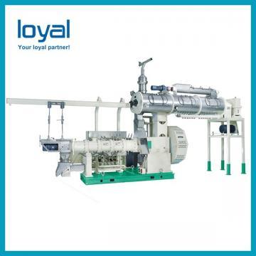 Fish Aquafeed Food Pellet Extruder Machine Processing Line