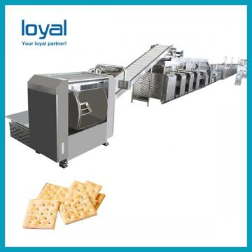 Complete Automatic Wafer biscuit Making Process machinery for food factory