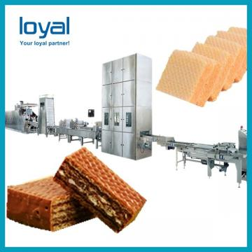 Food Machine Automatic Biscuit Production Line Machine Process Equipment Price