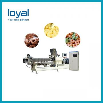 High Quality Breakfast Cereals Corn Flakes Snack Food Making Equipment/Machine