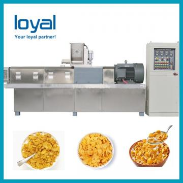 Corn flakes manufacturers corn flake bars food making machinery