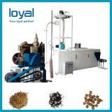 Fish feed food aquafeed extruder pellet making machine processing line