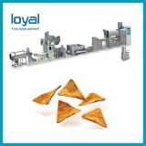 Twin-Screw shell bulges extruded fried pellet chips making machine